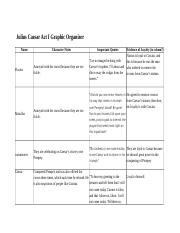 julius caesar act 3 reading and study guide