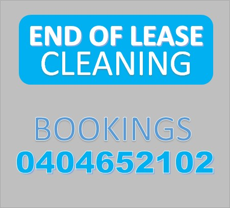 end of lease clean guide nsw