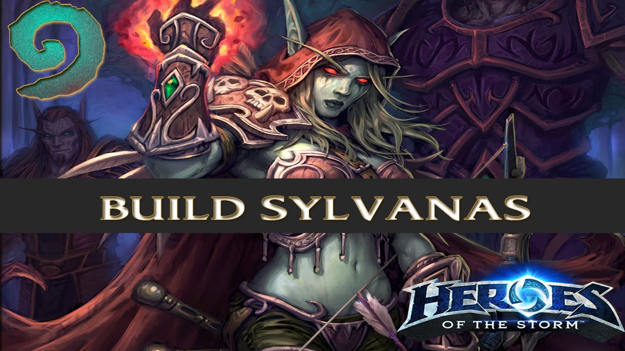 heroes of the storm guide sylvanas