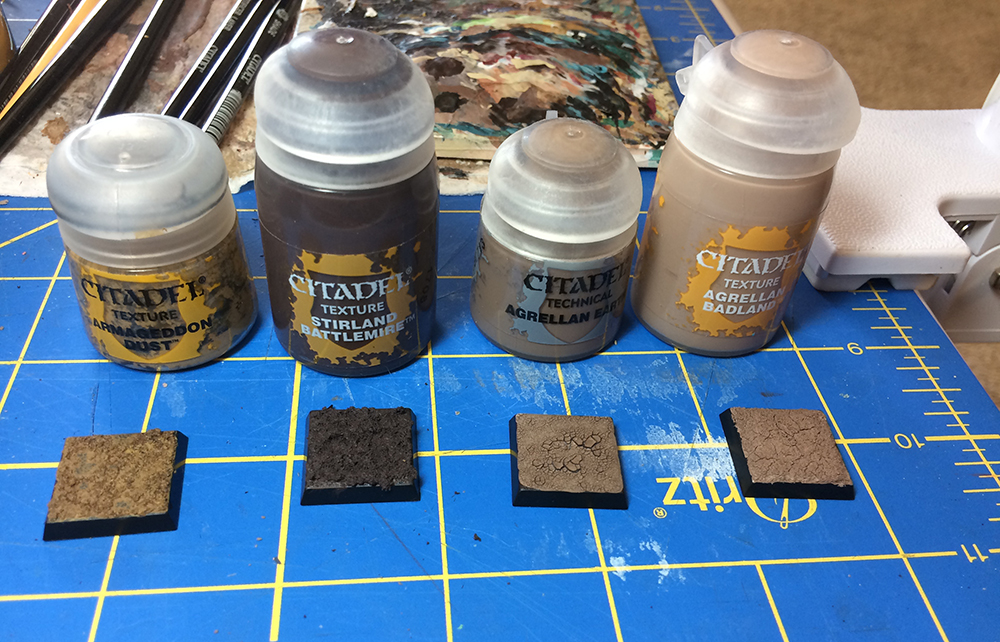 texture paint games workshop guide