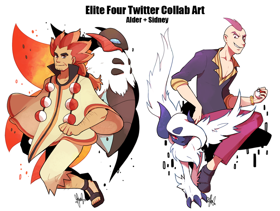 pokemon x and y elite four and champion guide