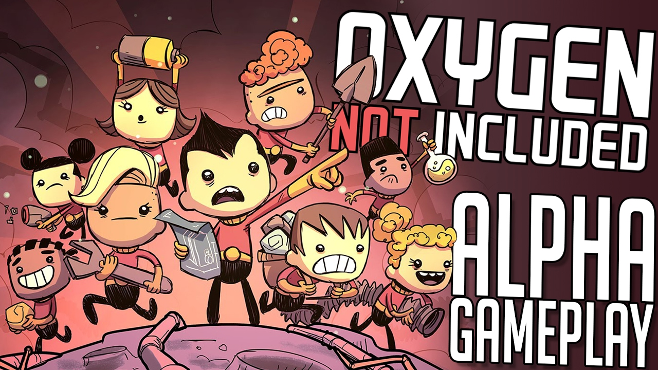 oxygen not included starting guide