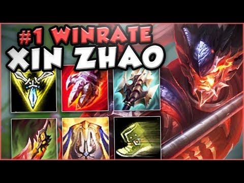 xin zhao jungle guide season 4