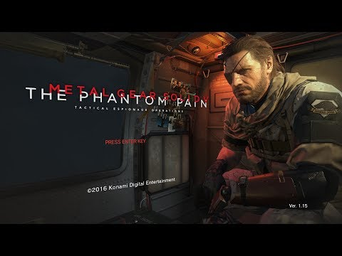 the phantom pain fob guide