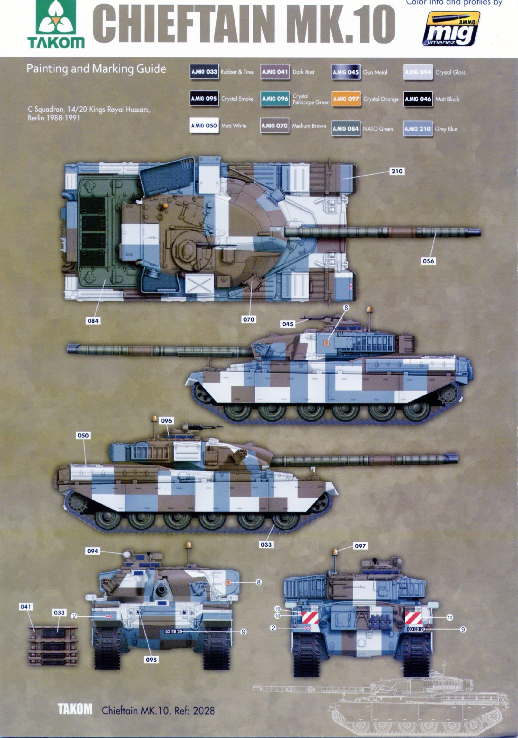 armored warfare chieftan mk 5 guide