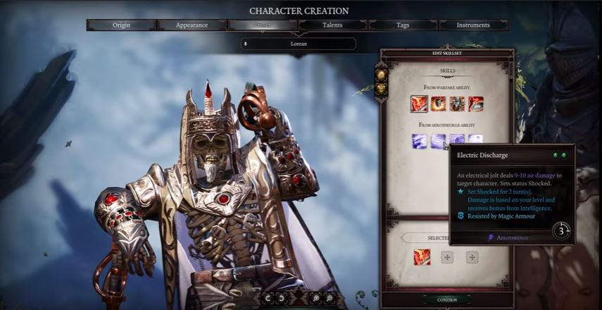 divinity original sin 2 character creation guide