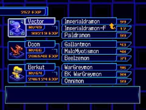 digimon world 3 guide digivolution