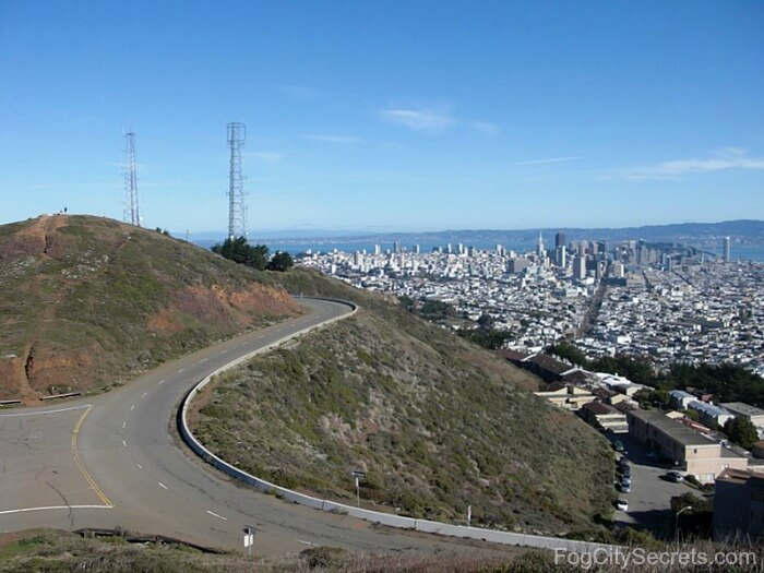 twin peaks self guided tour