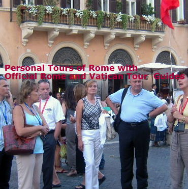 best private tour guide rome