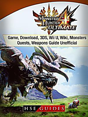 monster hunter 3 ultimate guide wii u