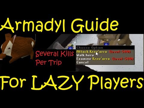 armadyl solo guide 2017 osrs
