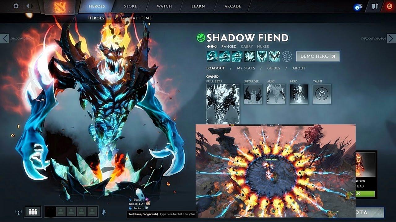 shadow fiend 7.04 guide