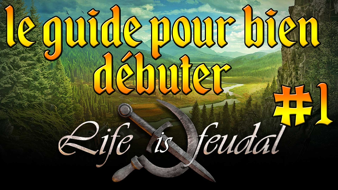 life is feudal your own starting guide