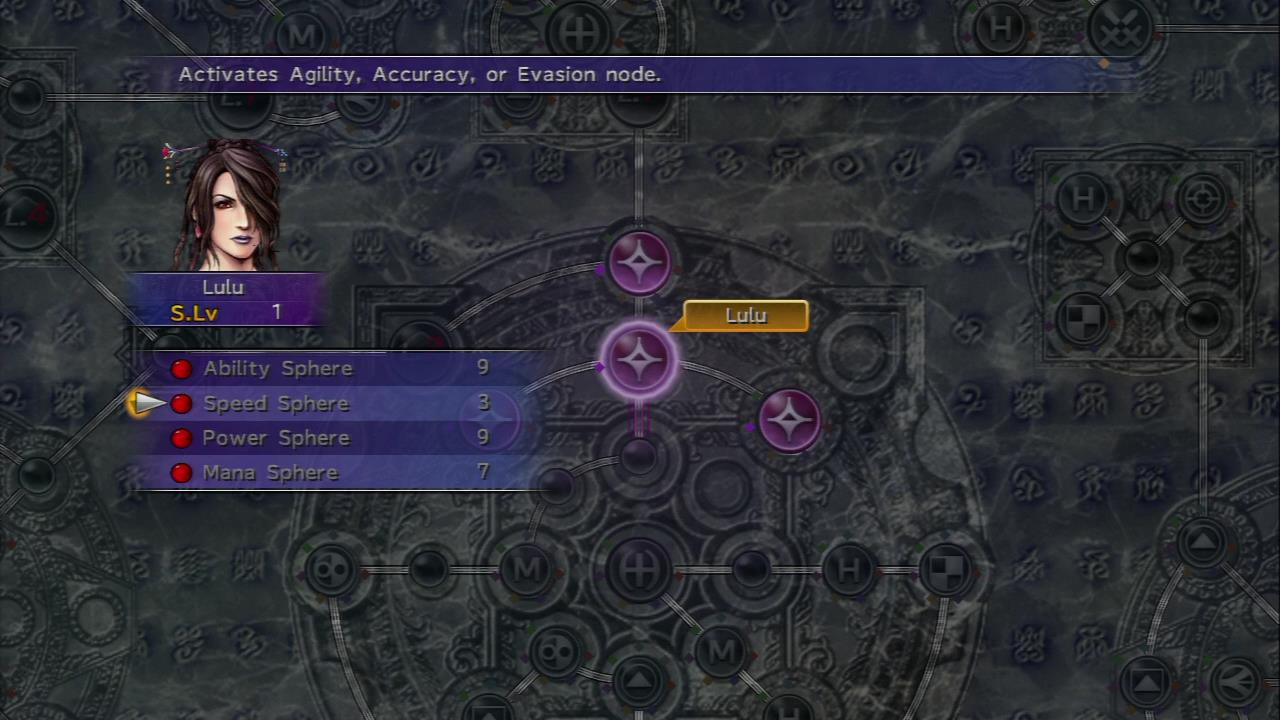final fantasy x guide sphere grid