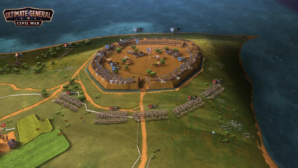 ultimate general civil war cold harbor guide