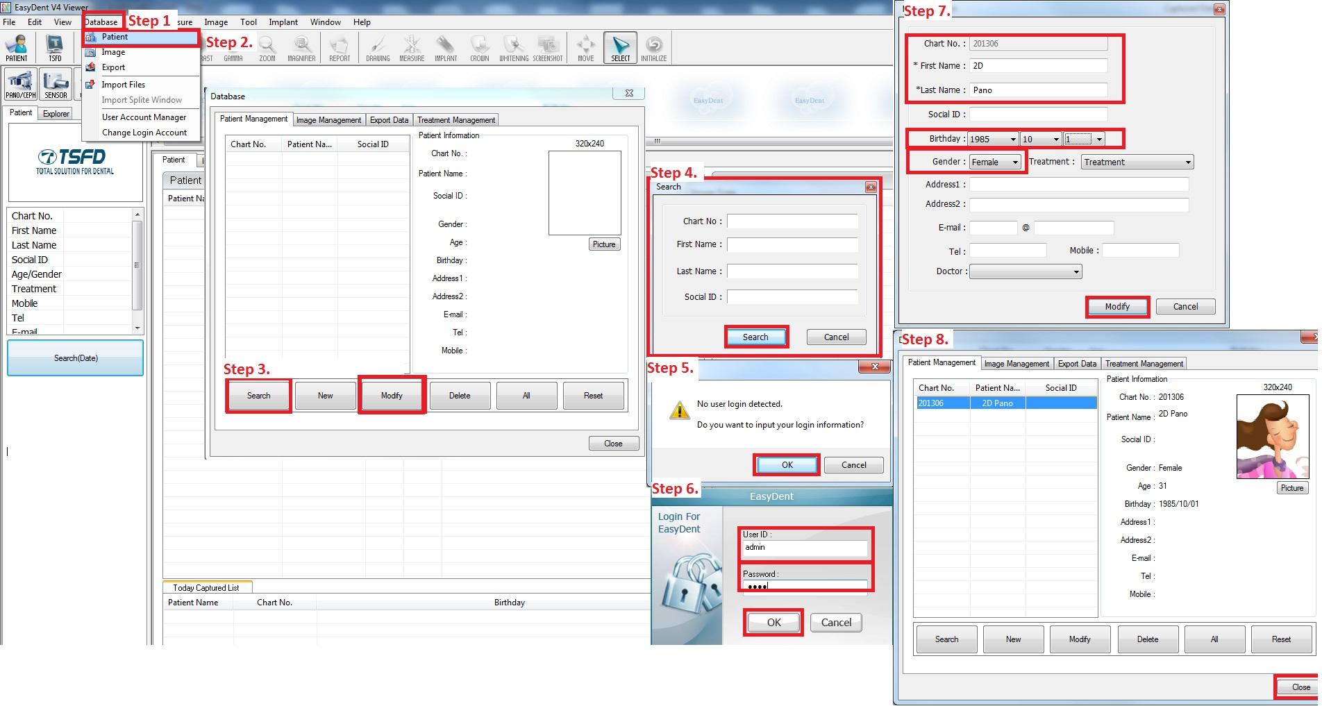 centaur software dental 4 windows user guide