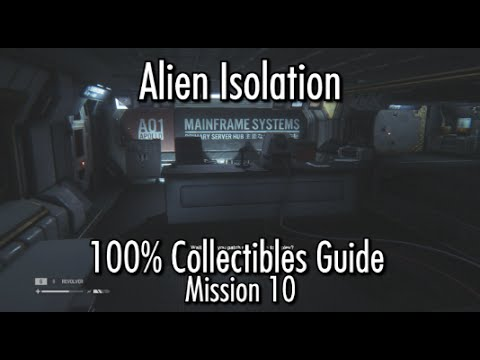 alien isolation guide mission 4