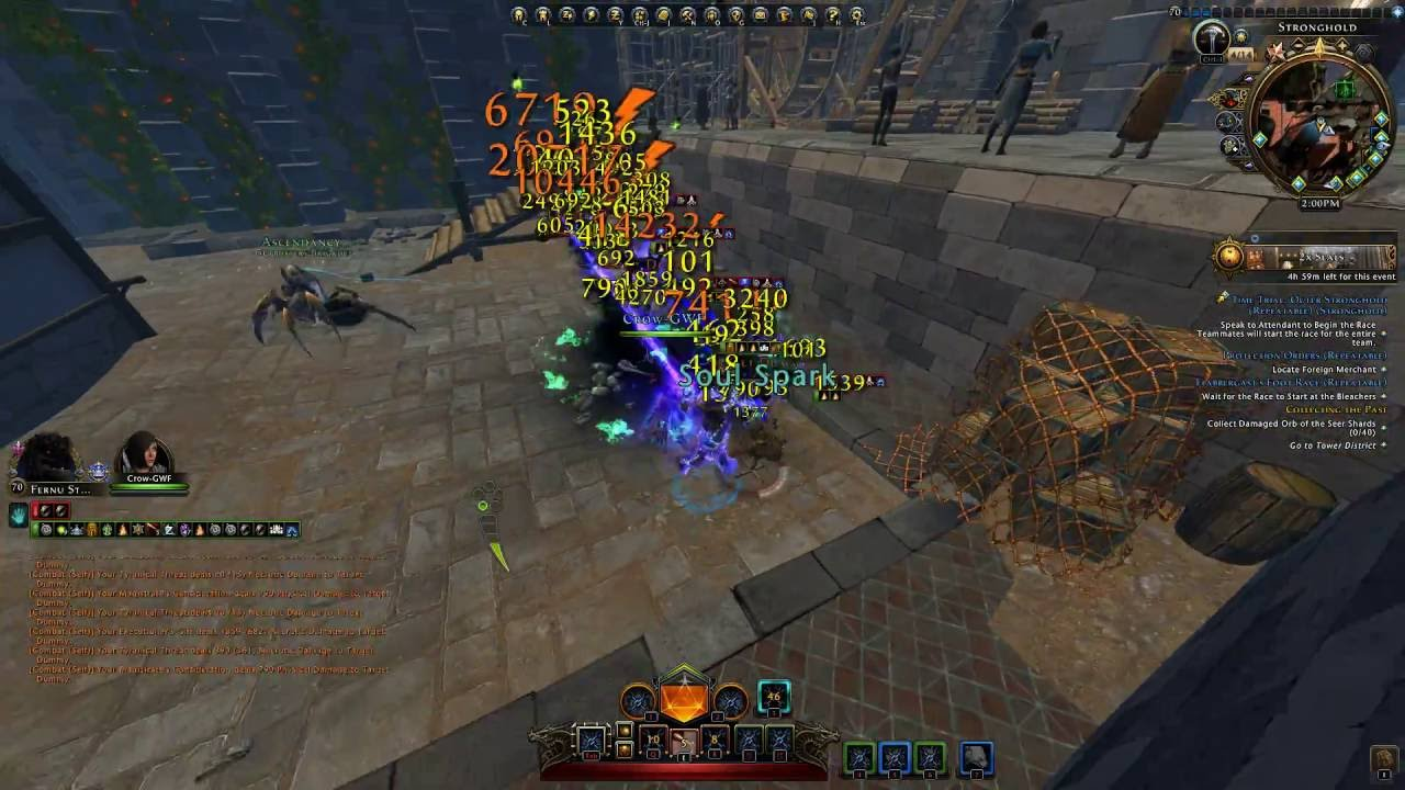 blade and soul warlock pve guide 2017