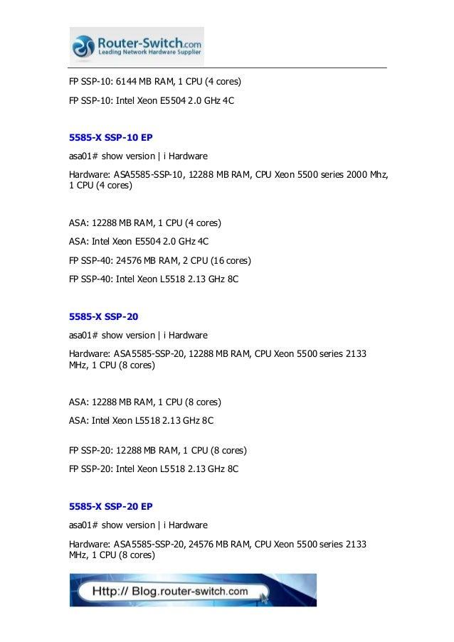 cisco asa 5580 hardware installation guide