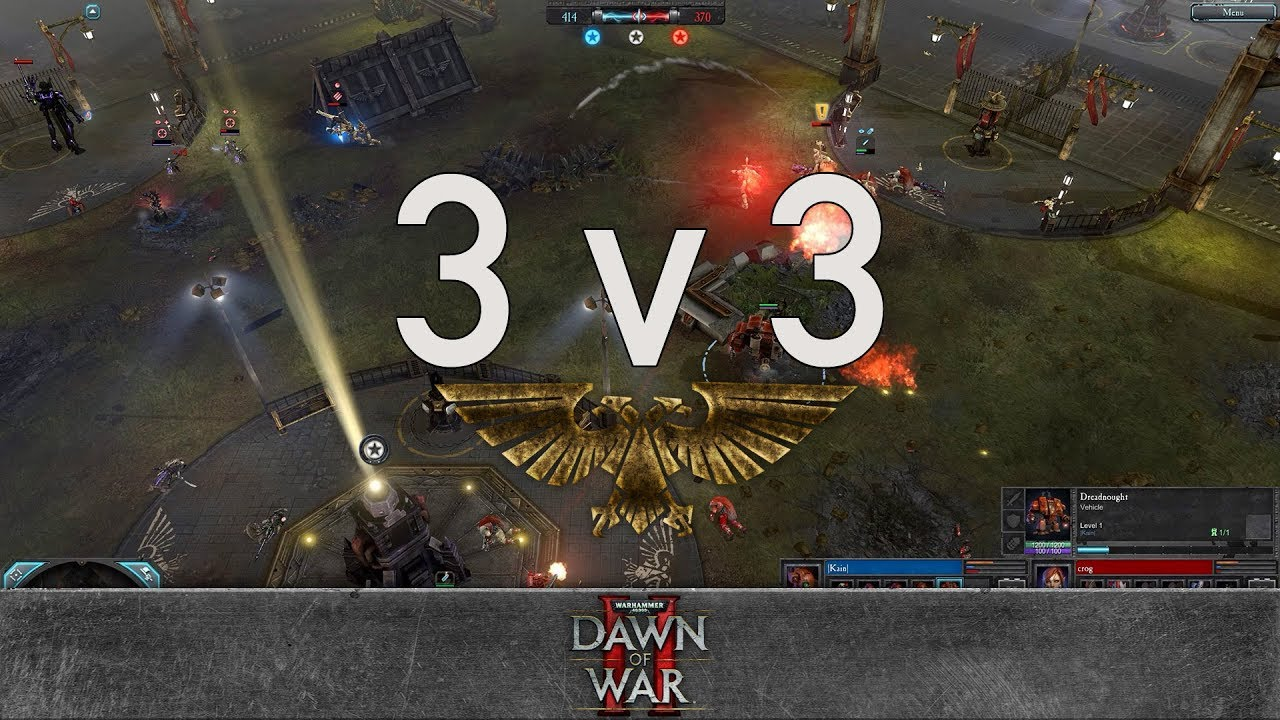 dawn of war 2 factions guide