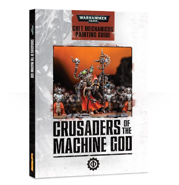 tech-priest dominus cult mechanicus painting guide torrent