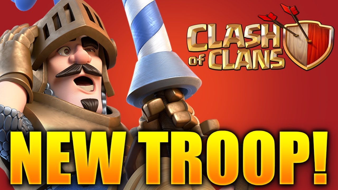 clash of clans dark troops guide