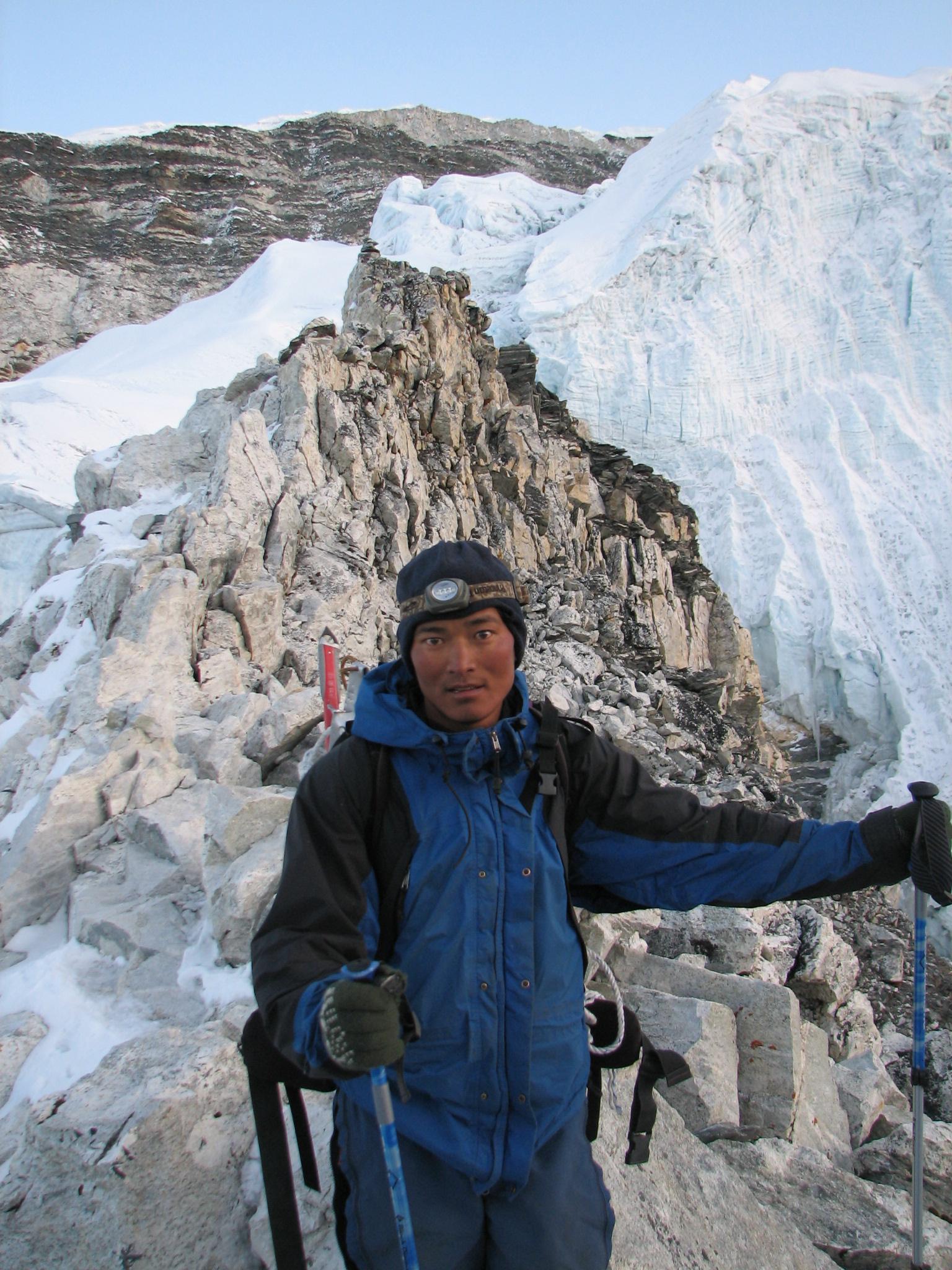 how sherpas misunderstood as guide
