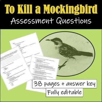 how to kill a mockingbird study guide answers and question