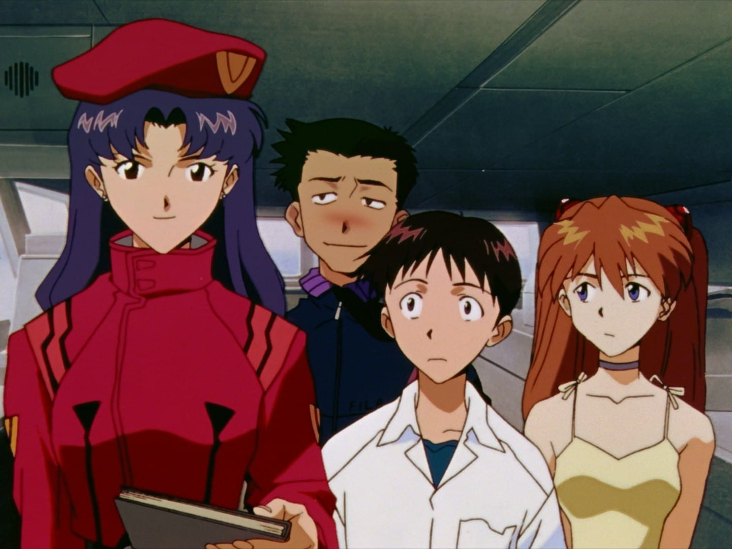 neon genesis evangelion series episode guide
