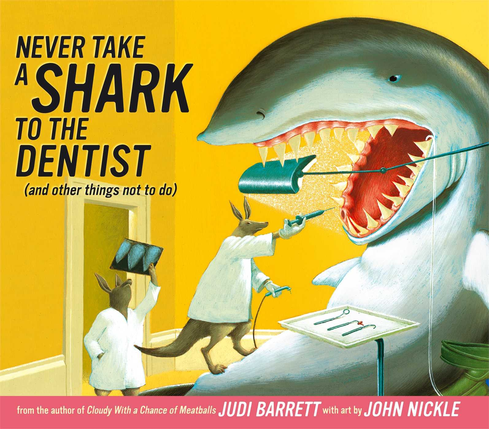 never take a shark to the dentist guided reading level