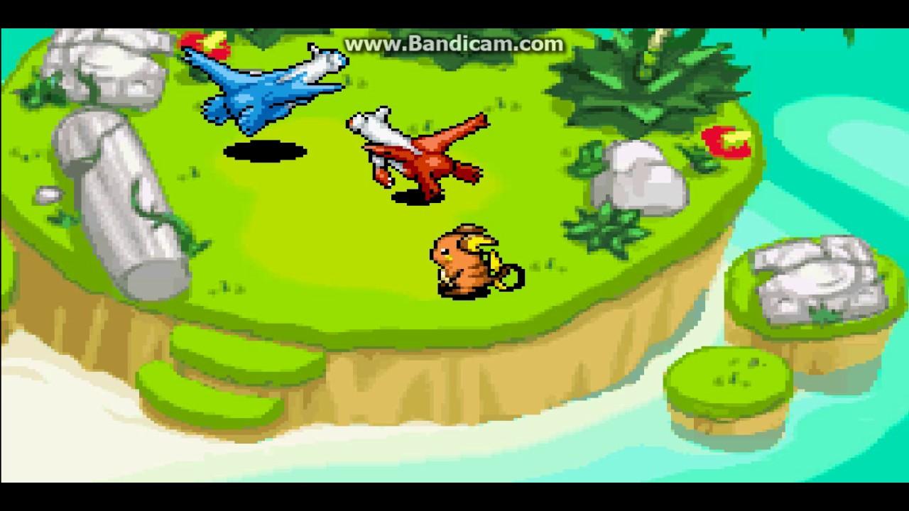 pokemon red rescue team friend area guide