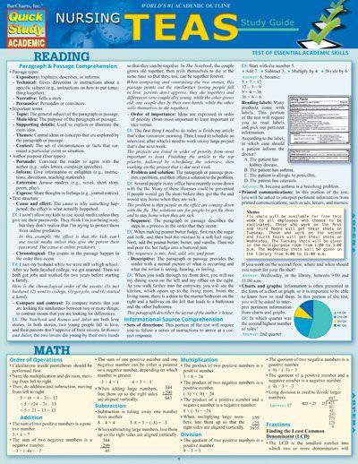 school nutrition specialist exam study guide