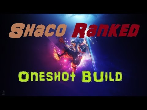 shaco league of legends build guide