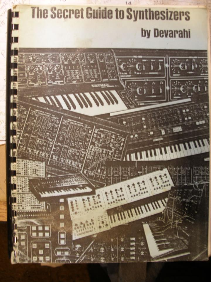 the complete guide to synthesizers sequencers and drum machines 1985