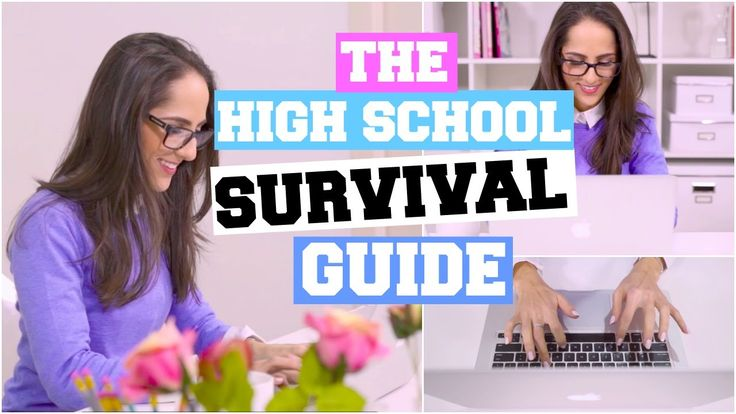 the high school survival guide review