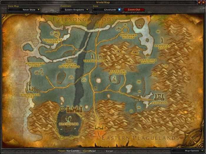 wow northrend questing guide horde